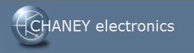 CHANEY ELECTRONICS INC USA. Brand Logo