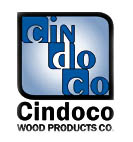 CINDOCO WOOD PRODUCTS CO Brand Logo