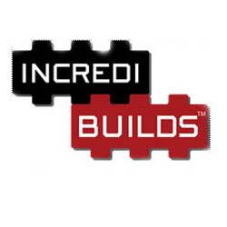 INCREDI BUILDS Brand Logo