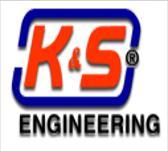 K&S ENGINEERING Brand Logo
