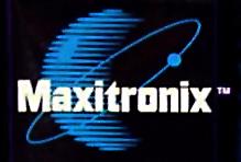 MAXITRONIX Brand Logo