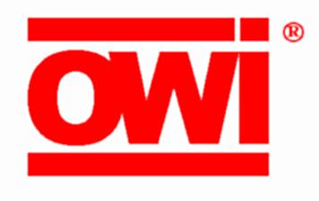 OWI INC. Brand Logo