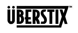 UBERSTIX L.L.C. Brand Logo