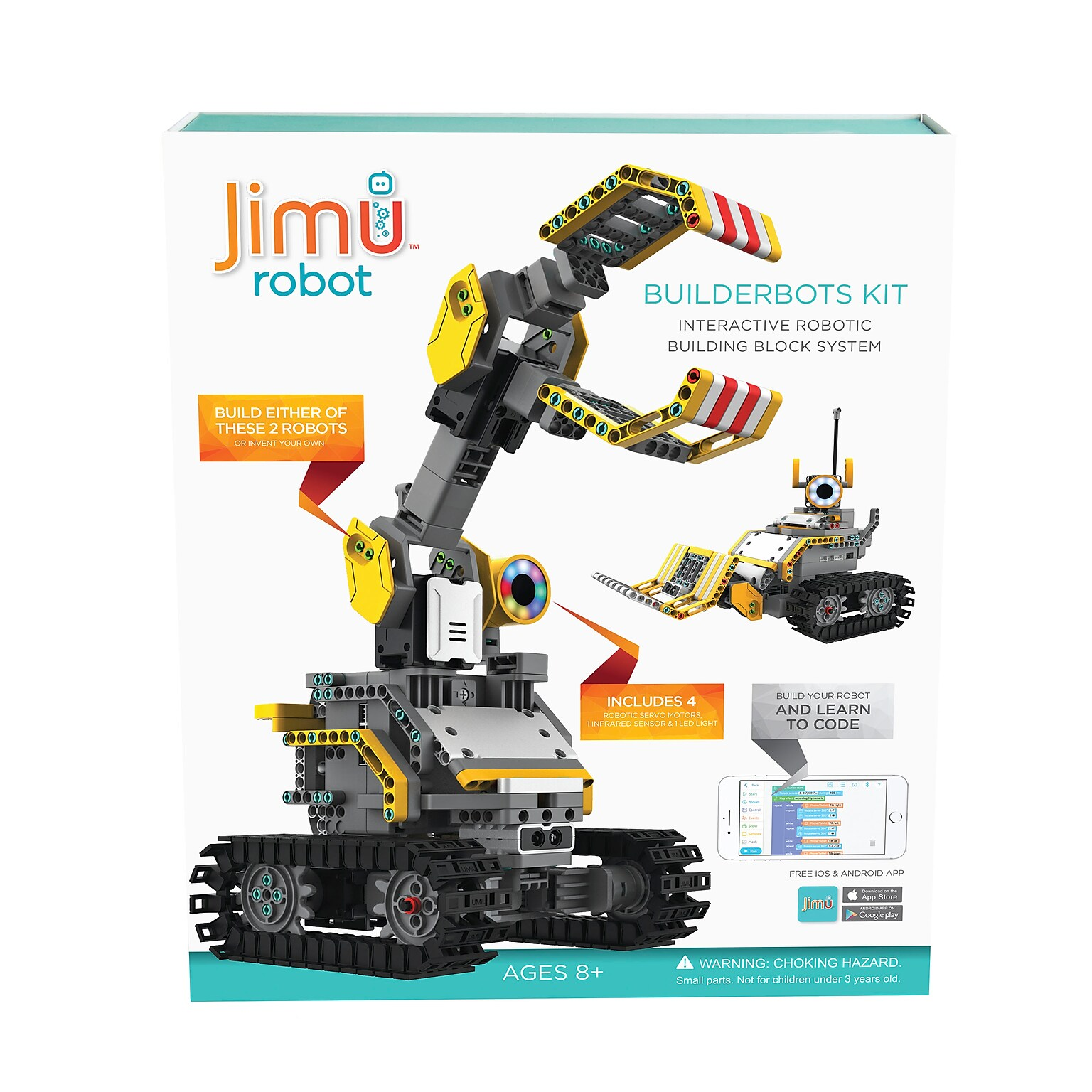 Jimo Robot