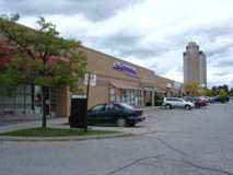 Mississauga Store Front