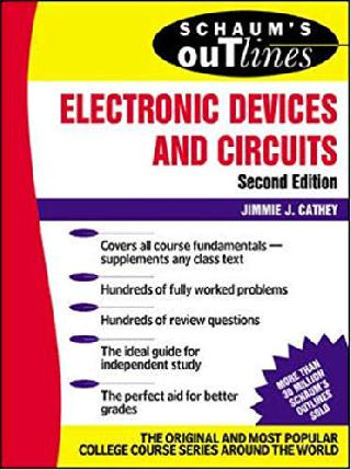 SCHAUM`S ELECTRONIC DEVICES AND CIRCUITS-2ND EDITION