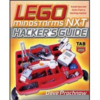 LEGO MINDSTORMS NXT HACKER`S GUIDE BY DAVE PROCHNOW