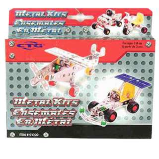 METAL TOY VEHICLE KIT 