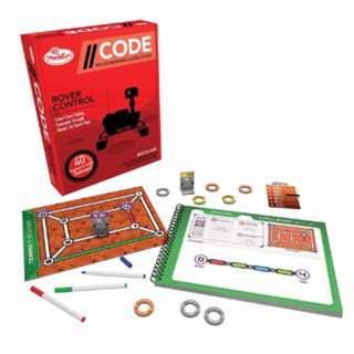 CODE: ROVER CONTROL PROGRAMMING GAME SERIES