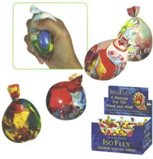 ISOFEX BALL-FILLED WITH MICRO BEADS FOR STRESS RELIEF