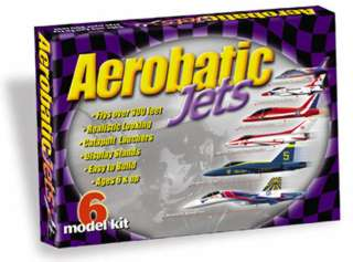 AEROBATIC JETS FOAM GLIDERS SKYRACERS