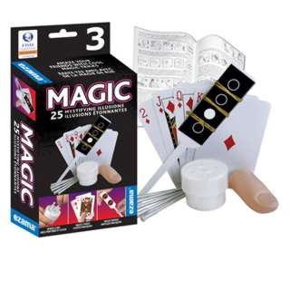 POCKET TRICKS MAGIC# 3 PERFORME 25 STUNNING TRICKS