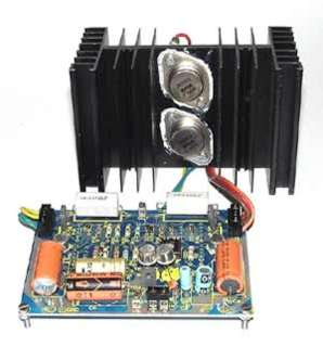 HI-FI AMPLIFIER 60W 