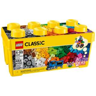 LEGO MEDIUM CREATIVE BRICK BOX CLASSIC 484 PCS/SET