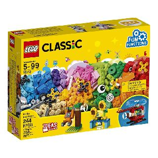BRICKS AND GEARS-CLASSIC 244PCS/SET