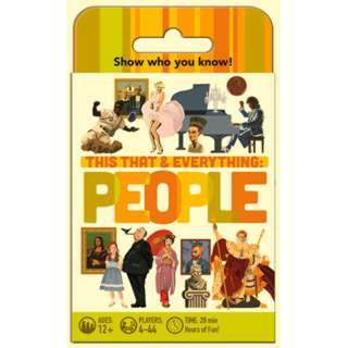THIS THAT & EVERYTHING:PEOPLE CARDS