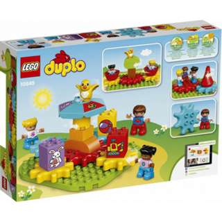 MY FIRST CAROUSEL-DUPLO 24PCS/SET