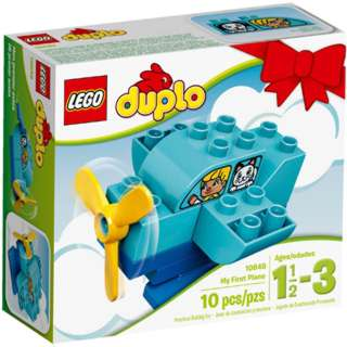 MY FIRST PLANE-DUPLO 10PCS/SET
