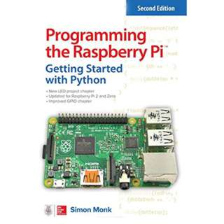 PROGRAMMING THE RASPBERRY PI GETTING STARTED WITH PYTHON