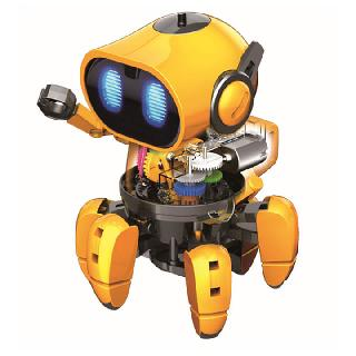 INTELLIGENT ROBOT TOBBIE 