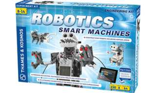 ROBOTICS SMART MACHINE PROGRAMMABLE ROBOTS