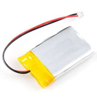 BATTERY LIPO 3.7V 800MAH 2-PIN JST CONNECTOR