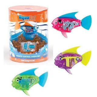 HEXBUG AQUABOT ANGELFISH W/REMOT ASSORTED COLORS