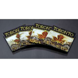 TORONTO COASTERS MAPLE LEAF 