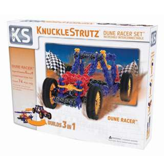 KS DUNE RACER SET 74PCS/SET BUILDS 3 IN 1 MODELS