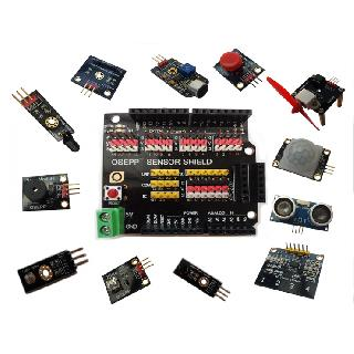 OSEPP 101 SENSOR STARTER KIT BASIC