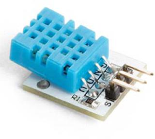 HUMIDITY & TEMPERATURE SENSOR module for Arduino DHT11