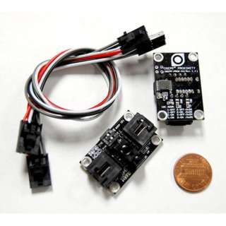 IR PROXIMITY SENSOR MODULE FOR MEASURING DISTANCE