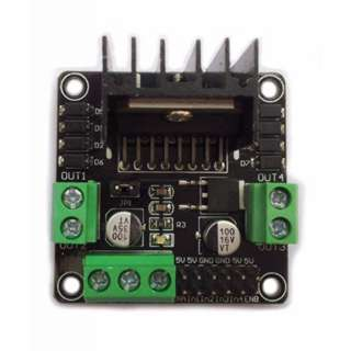 MOTOR DRIVER MODULE CAN DRIVE 4 WIRE STEPPER OR 2 DC MOTORS