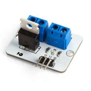 IRF520 MOSFET DRIVER MODULE ARDUINO COMPATABLE