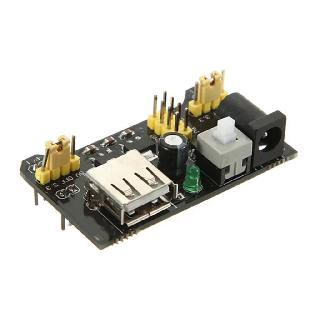 POWER SUPPLY MODULE O/P 3.3/5V I/P 6.5-12VDC BREADBOARD MOUNT