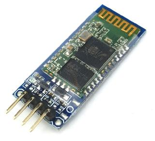 BLUETOOTH MODULE 3.3V-5V ARDUINO COMPATABLE BUILTIN 2.4GHZ ANTENA