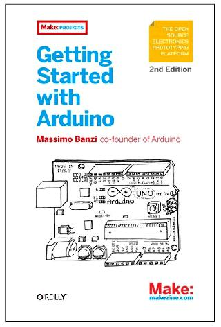 ARDUINO GETTING STARTED 2ND EDITION BY MASSIMO BANZI
