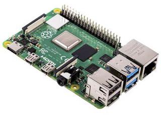 RASPBERRY PI4 B 4GB RAM USB3.0 
