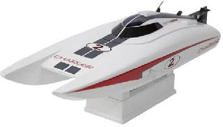 RACING BOAT RADIO CONTROLLED 2.5 GHZ 2 CHANNEL LITEHAWK CHARGER