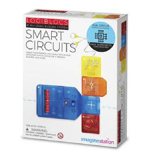 SMART CIRCUIT E-BUILDING BLOCKS SYSTEM OVER 10 PROJECTS