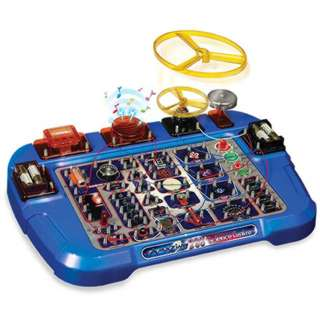 ELECTRONICS LEARNING SCIENCE CENTRE 288+ MULTI-EXPERIMENTS