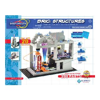 SNAP CIRCUITS BRIC STRUCTURES 