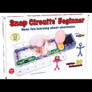 SNAP CIRCUITS LOGIC GATES DIGITAL