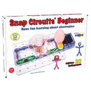 SNAP CIRCUITS BEGINNER BUILD OVER 20 PROJECTS