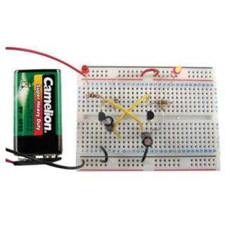 SOLDERLESS EDUCATIVE STARTERKIT 10 EXCITING PROJECTS TO BUILD
