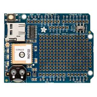 GPS LOGER SHIELD KIT WITH GPS 