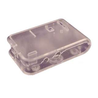 RASPBERRY PI B ENCLOSURE CLEAR 