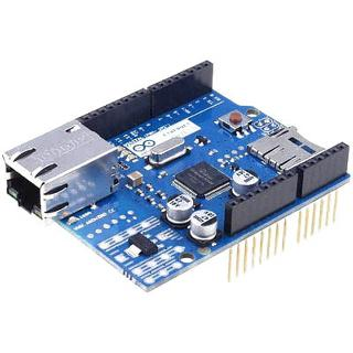 ARDUINO ETHERNET SHIELD REV 3 WITHOUT POE MODULE
