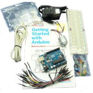 ARDUINO STARTER KITS/BOOK 