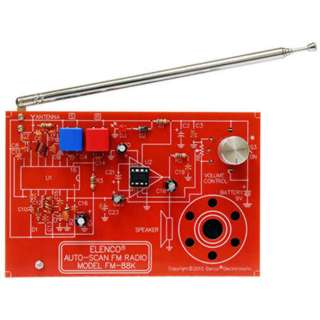 FM RADIO AUTO-SCAN KIT 
